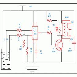 water tank level controller circuit diagram automatic water level controller engineersgarage