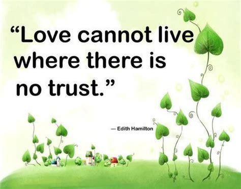 images of love n trust without trust there is no love life quotes and sayings