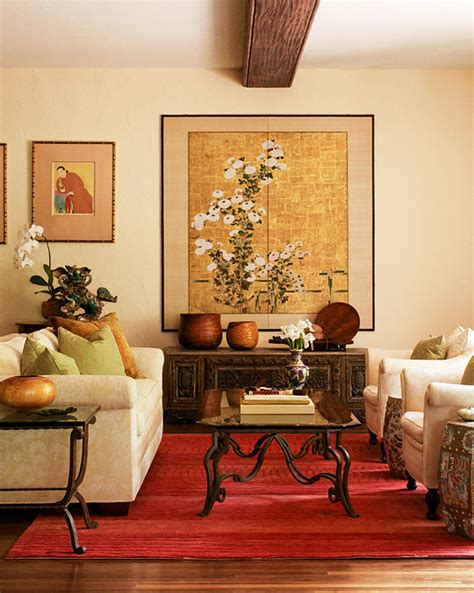 Asian Decorations For Home East Meets West Hawaiian Home Traditional Home