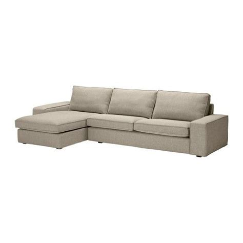Kivik Sofa And Chaise Lounge Ikea Kivik Is A Generous
