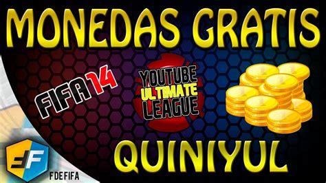 tutorial comprar monedas ut fifa 14 ultimate team monedas gratis con quiniyul