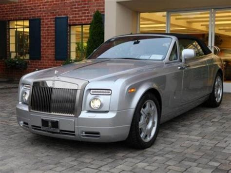 repair anti lock braking 2011 rolls royce ghost electronic toll collection buy used 2011 rolls royce phantom drophead coupe convertible 2 door 6 7l in for us 339 990 00