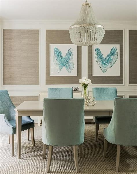 turquoise dining room 17 best ideas about turquoise dining room on grey table painted dining chairs and
