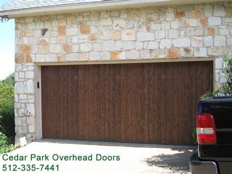 Cedar Park Overhead Doors Custom Wood Garage Doors Cedar Park Overhead Doors