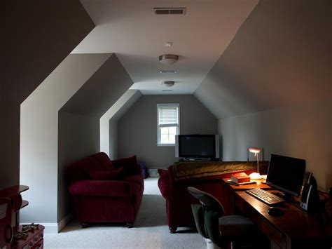 attic bedroom color ideas before after from attic to boys bedroom hgtv
