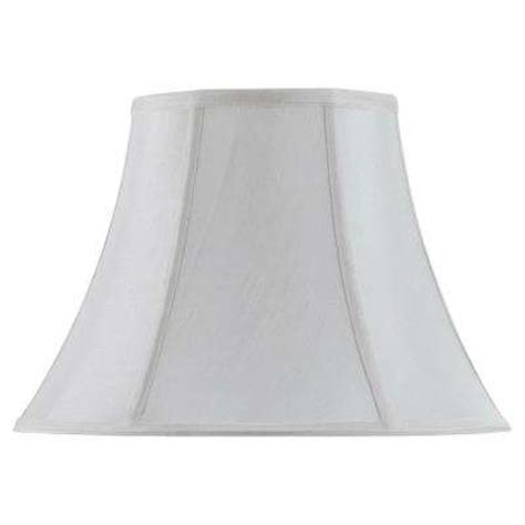 white bell l shade bell l shades ls shades the home
