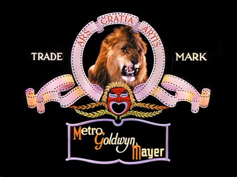 film logo with lion leo the lion mgm on moviepedia information reviews