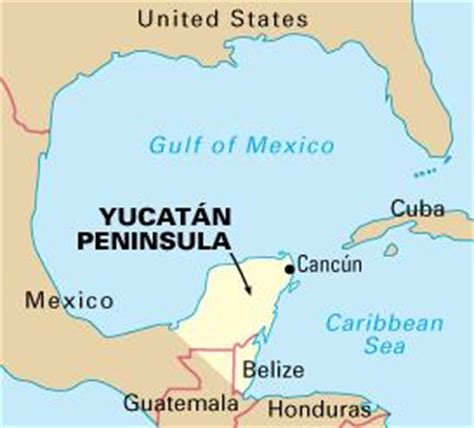 america map yucatan peninsula in search of the settlers of the americas