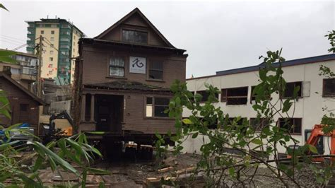Homes On The Move historic vancouver home on the move news 1130