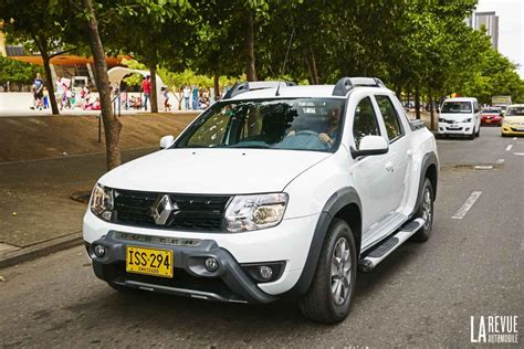 renault duster oroch automobile gt renault duster oroch