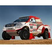 Toyota Hilux DAKAR  Rally Car YouTube