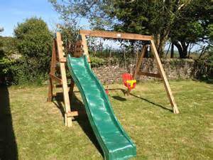 Swing And Slide heavy duty deacon swing slide set by sttswings