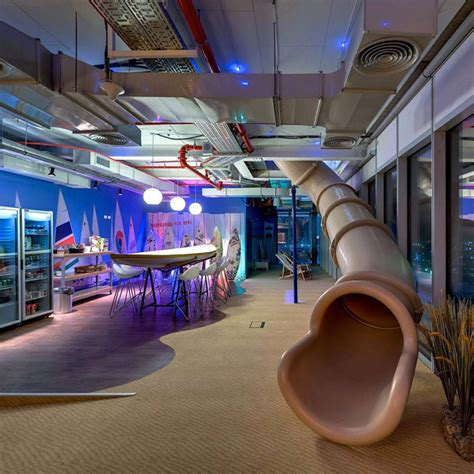 Google Headquarters Inside | a look inside google s new tel aviv hq architecture
