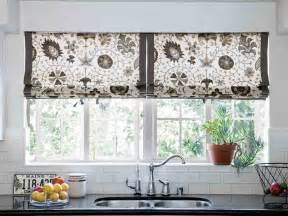 ideas for kitchen window curtains kitchen curtain ideas the best window treatment livinghours