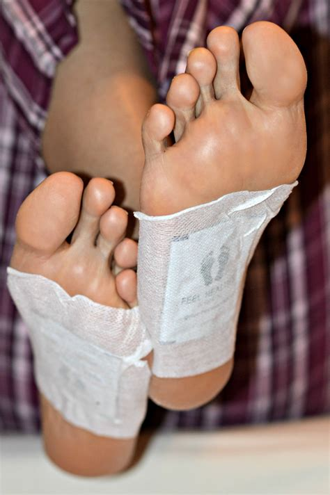 Where Can I Get Foot Detox Pads by Get Rid Of Toxins With Detox Foot Pads Currently Wearing