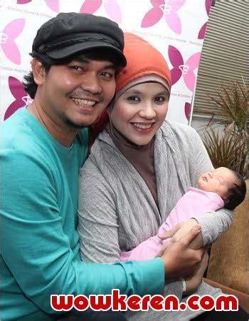 Anak Sahira Bergo A indra bekti ungkap makna spesial nama bayi perempuannya