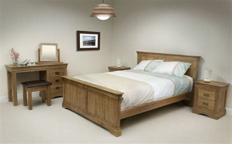 french farmhouse solid oak bedroom furniture oak