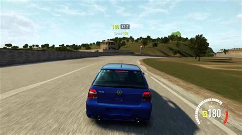 Forza 6 Vw Autos by Forza Horizon 2 Volkswagen Golf R32 Youtube