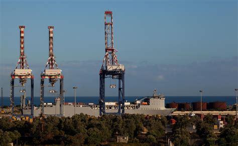 porto di gioia tauro ultime notizie armi chimiche siria al porto di gioia tauro arriva la
