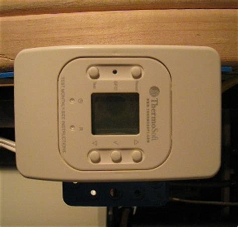 radiant ceiling heat thermostat thermostats for electric radiant heated flooring one
