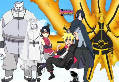 ulasan film boruto the movie boruto naruto the movie full movie summary detailed