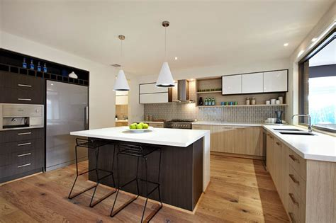 kitchen renovation brisbane with caesarstone benchtops and white macubus quarzite 15 inspirational caesarstone kitchens bathrooms from our