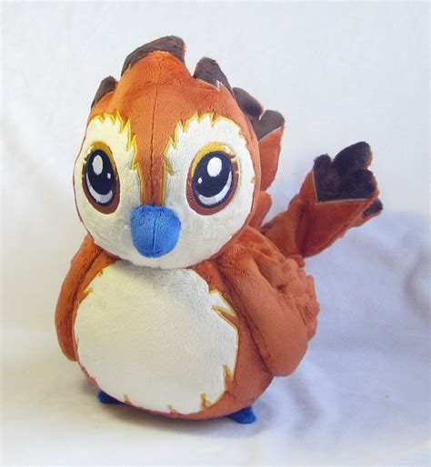 Handmade Plush - world of warcraft pepe handmade plush