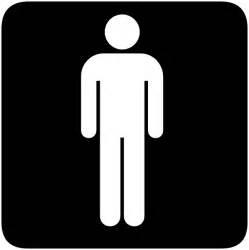 Pics photos bathroom signs on sign bathroom wc man woman clip art