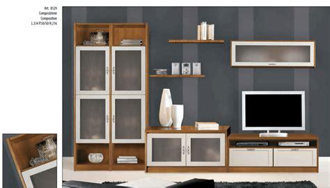 soggiorni stile contemporaneo soggiorno componibile stile contemporaneo bicolore