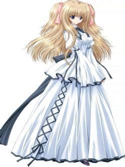 imagenes anime vestidos vestidos de noche anime