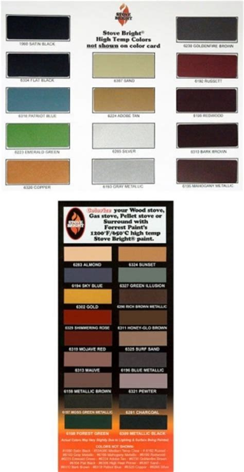 superb Temperature To Paint Outside #1: paint-chart-all-colours.jpg