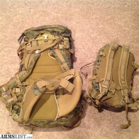 usmc pack for sale armslist for sale usmc ilbe large pack and assault pack marpat