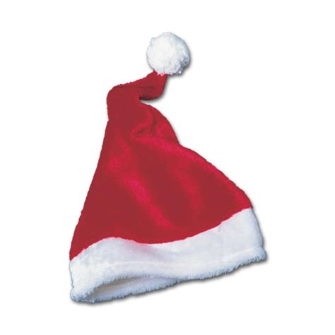 How To Make A Santa Hat Out Of Paper - santa hat peeks