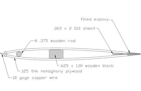 rc catamaran drawing catamaran bait boat plans