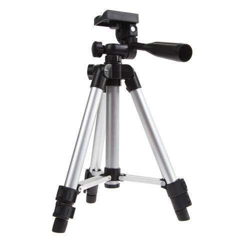 Tripod Camcorder 2016 high quality portable universal tripod digital camcorder tilt pan for