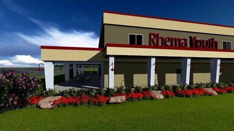 residential building design and 3d animation youtube rhema youth building 3d animation churches by daniels