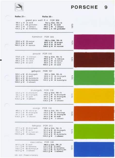 porsche quot colour to sle quot exles page 10 porsche general pistonheads