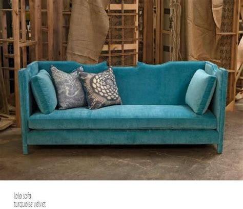 teal velvet sofa velvet teal sofa style up the house pinterest teal