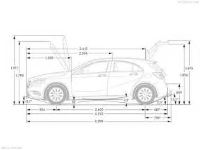 mercedes a class picture 207 of 225 technical