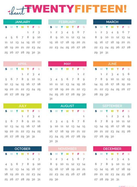 printable calendar 2015 5 x 7 8 5 x 11 calendars printable calendar template 2016