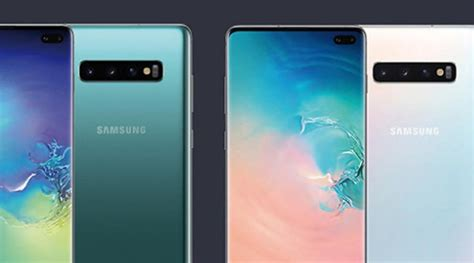 1 Samsung Galaxy S10 by As 237 Es El Galaxy S10 El Nuevo Buque Insignia De Samsung