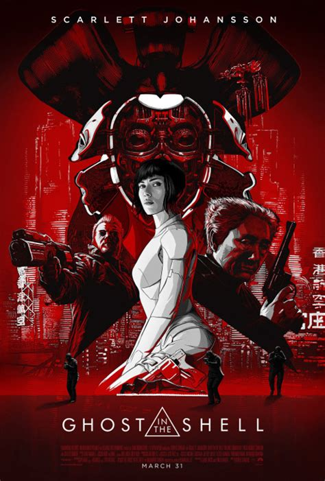 film ghost in the shell sub indo 攻殼機動隊 觸電網 電影情報一網打盡