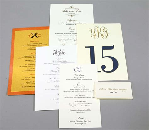 Wedding Invitation Accessories