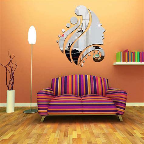 home decor for sale online aliexpress com buy romantic hot sale mirror style