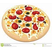 Pizza Do Vetor Imagem De Stock Royalty Free  11490986