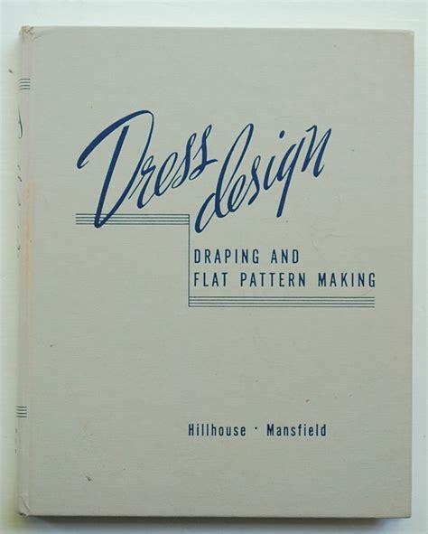 dress design draping and flat pattern making ebay 158 best books vintage sewing fashion design