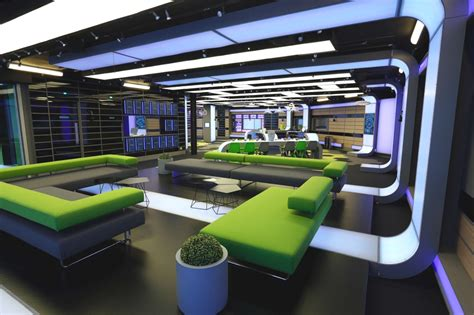 big brother house layout uk big brother uk s house transported from the future