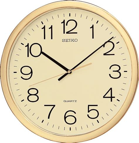 Giant Wall Clock by Seiko 16 Wall Clock Qxa041a End 1 14 2018 2 15 Pm Myt