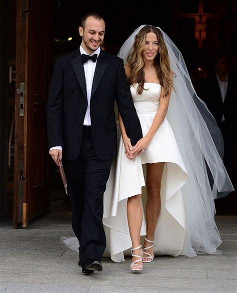 anna lewandowska kolor włosów mamy zdjęcia ze ślubu chodakowskiej pudelek
