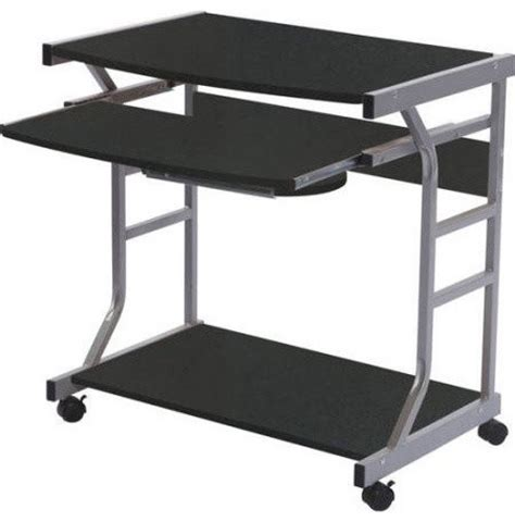 small desk with wheels small compact mobile portable student computer berkeley